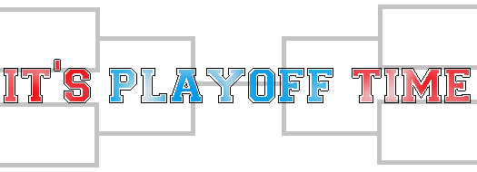 It´s playoff time