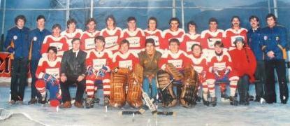 SSV Leifers Hockey Panthers Season 1983-1984