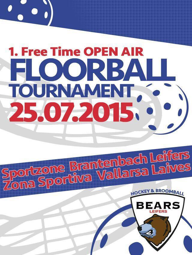 SSV Leifers Bears - Florballturnier 25.07.2015