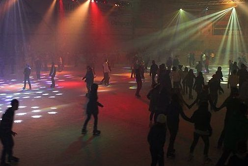 Laives centro sportivo Vallarsa: Eisdisco Icedisco
