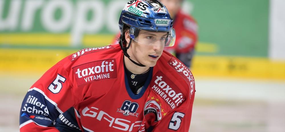 Alex Trivellato spielt in der Saison 2015/2016 für die Schwenninger Wild Wings